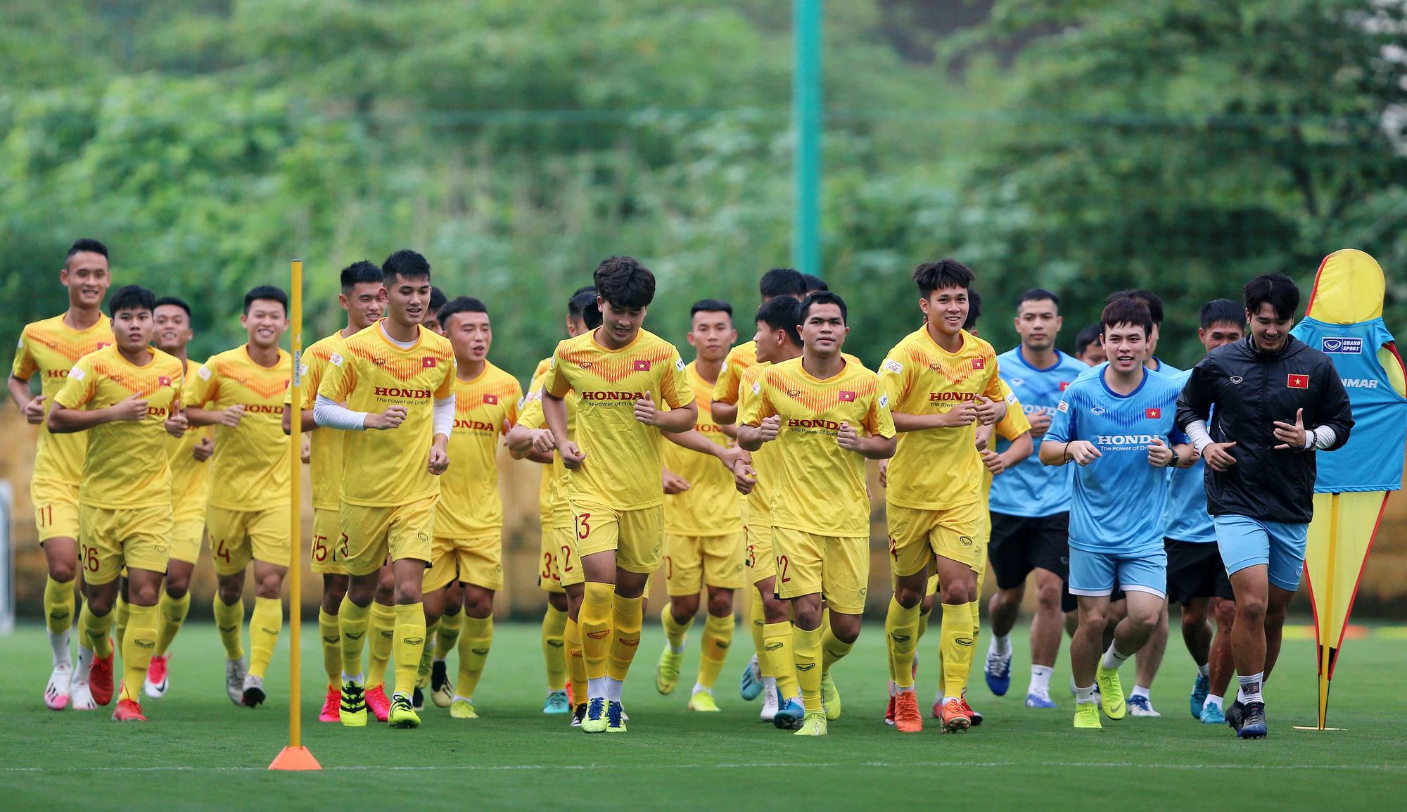"""Đội trưởng U22 Việt Nam: """"Tôi chưa biết mình có được dự SEA Games không"""" - Ảnh 3."""