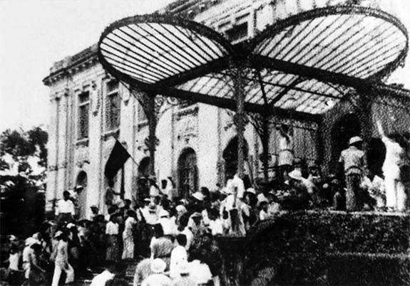 Cách mạng Tháng Tám đánh dấu sự ra đời của nền chính trị văn minh - Ảnh 3.