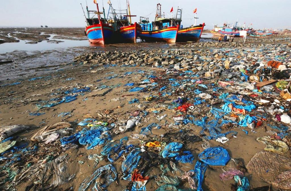 Quản lý chặt chất thải nhựa khó phân hủy - Ảnh 1.
