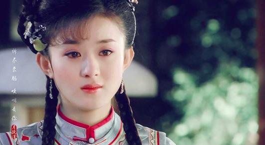 """Mỹ nhân phim cổ trang Trung Quốc đẹp """"gây mê"""" trên màn ảnh, quyến rũ như thiếu nữ đời thường - Ảnh 2."""