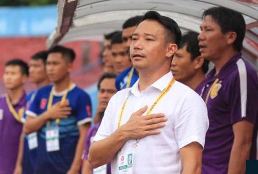HLV Vũ Hồng Việt tiết lộ góc khuất về thất bại ở Quảng Nam FC - Ảnh 1.