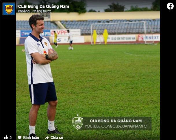 HLV Vũ Hồng Việt tiết lộ góc khuất về thất bại ở Quảng Nam FC - Ảnh 3.