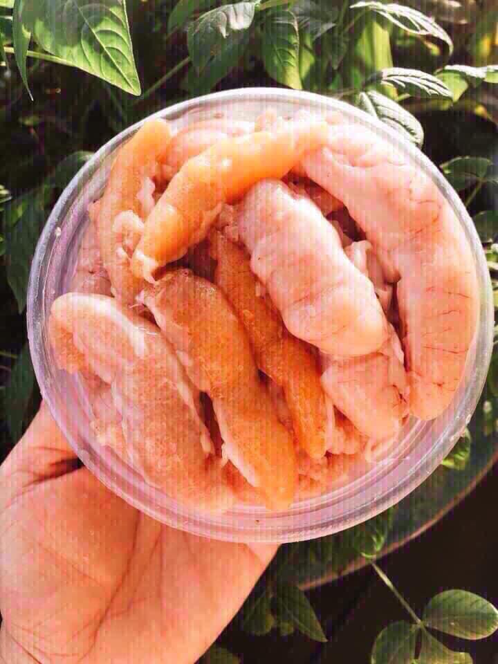 Tháng 8 mùa trứng cá lóc, nhà giàu Việt móc túi tiền triệu đặt mua cả kg về cho con ăn vì bổ dưỡng - Ảnh 2.