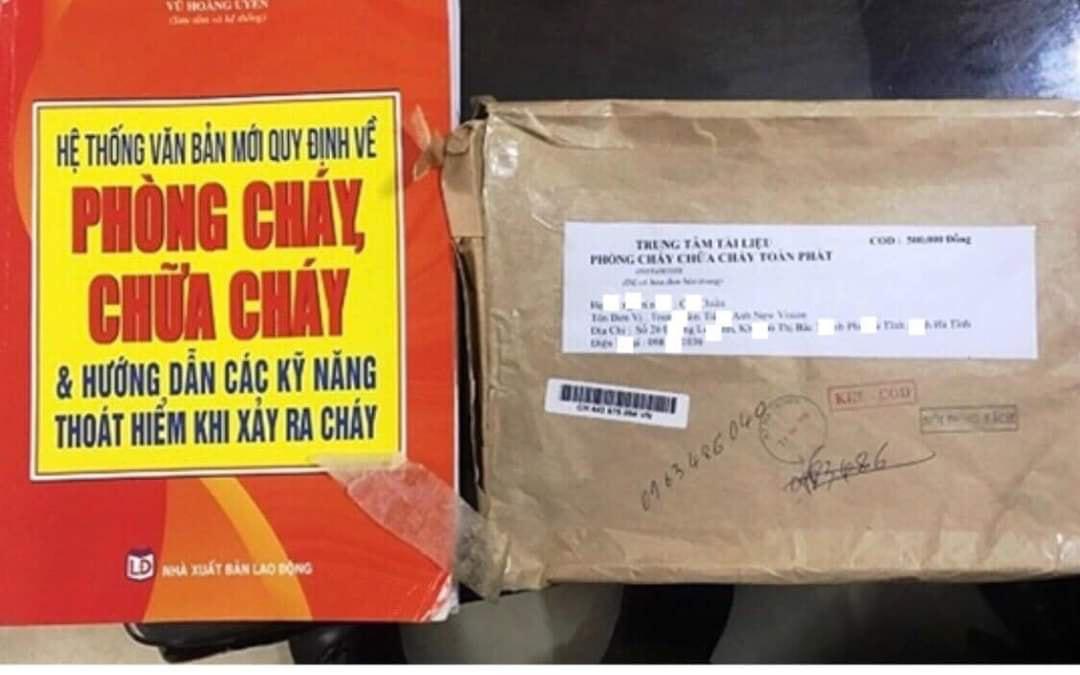 Phú Thọ: Cảnh báo tình trạng mạo danh Cảnh sát PCCC để lừa đảo - Ảnh 1.