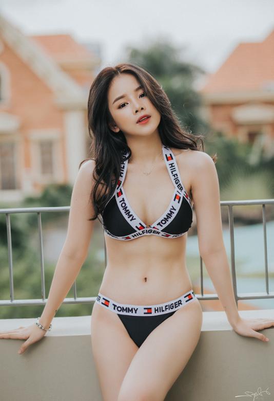 Nàng DJ xinh như mộng chỉ thích xem ĐT Việt Nam - Ảnh 5.