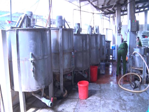 Diên Khánh: Kiểm tra, xử lý tình trạng xả thải gây ô nhiễm môi trường của các cơ sở kinh doanh - Ảnh 1.