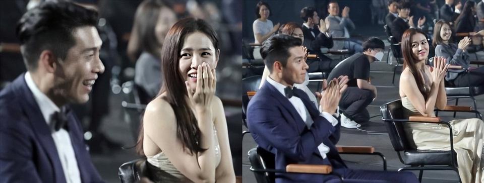 """Loạt ảnh Hyun Bin - Son Ye Jin đắm đuối, ngọt ngào từ hậu trường đến màn ảnh bất ngờ bị """"đào lại"""" - Ảnh 13."""