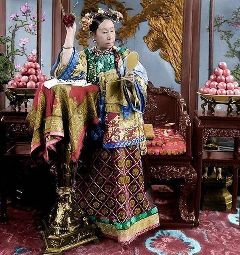 Thâm cung bí sử: Những bí mật động trời về Từ Hi Thái hậu - Ảnh 2.