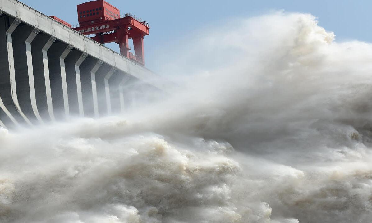 Thủy điện Trung Quốc xả lũ, lo ngại mực nước sông Hồng dâng cao bất thường - Ảnh 1.