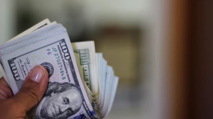 Tỷ giá ngoại tệ hôm nay 29/8: Đồng USD suy yếu - Ảnh 1.