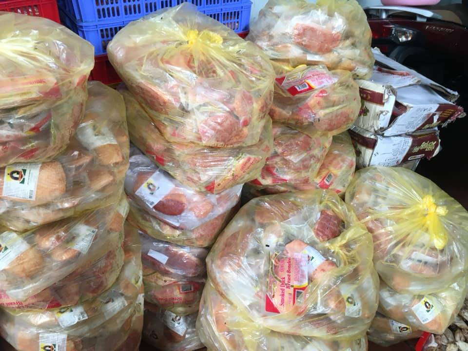 Hà Nội: Phát hiện 1.462kg thực phẩm đông không rõ nguồn gốc - Ảnh 7.