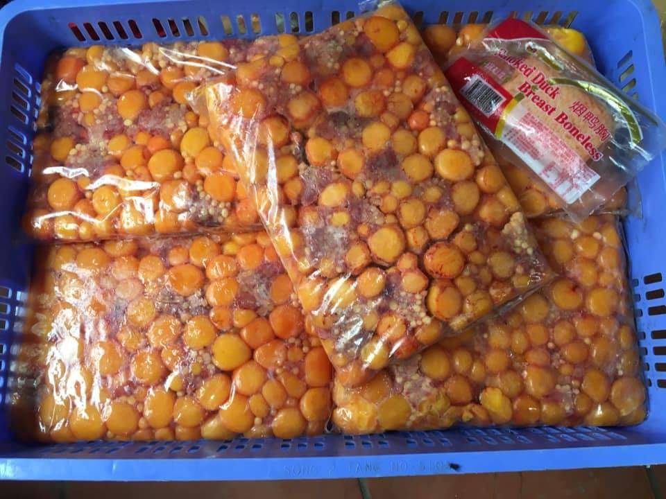 Hà Nội: Phát hiện 1.462kg thực phẩm đông không rõ nguồn gốc - Ảnh 5.