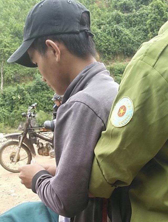 Quảng Ngãi: Sau gỗ, phát hiện săn thú trái phép ở rừng NM thủy điện Đăkre  - Ảnh 1.
