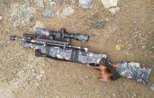 Quảng Ngãi: Sau gỗ, phát hiện săn thú trái phép ở rừng NM thủy điện Đăkre  - Ảnh 2.
