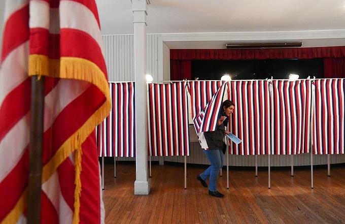 Tranh chấp kết quả bầu cử Mỹ - Ác mộng của Phố Wall  - Ảnh 1.
