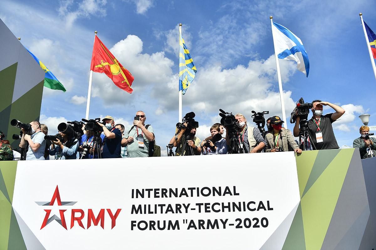 AmrArmy Games 2020 và ARMY-2020 chính thức khai mạc - Ảnh 5.