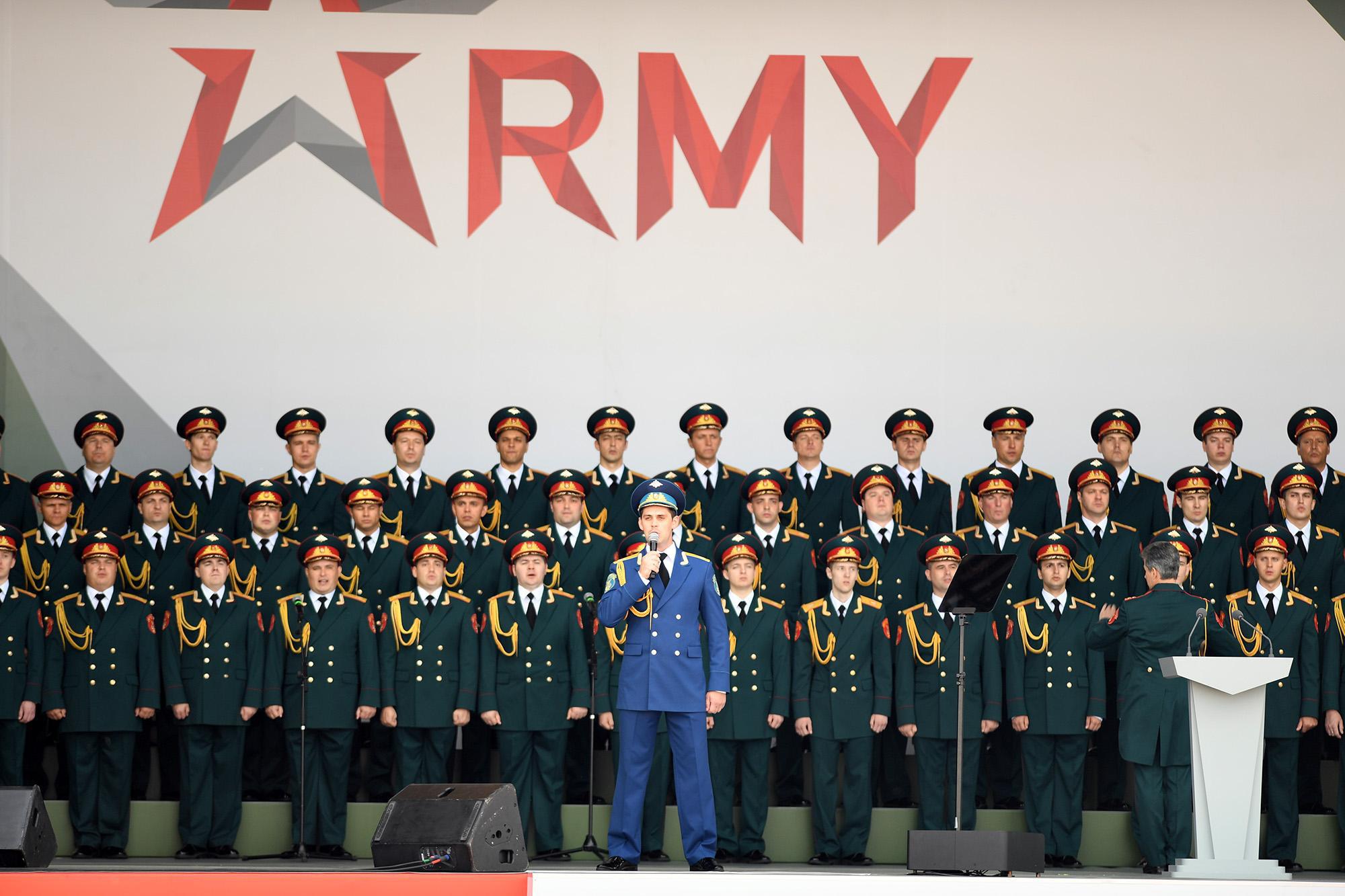 AmrArmy Games 2020 và ARMY-2020 chính thức khai mạc - Ảnh 9.