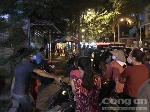 Chủ quán cà phê ở Sài Gòn treo cổ trong nhà - Ảnh 2.