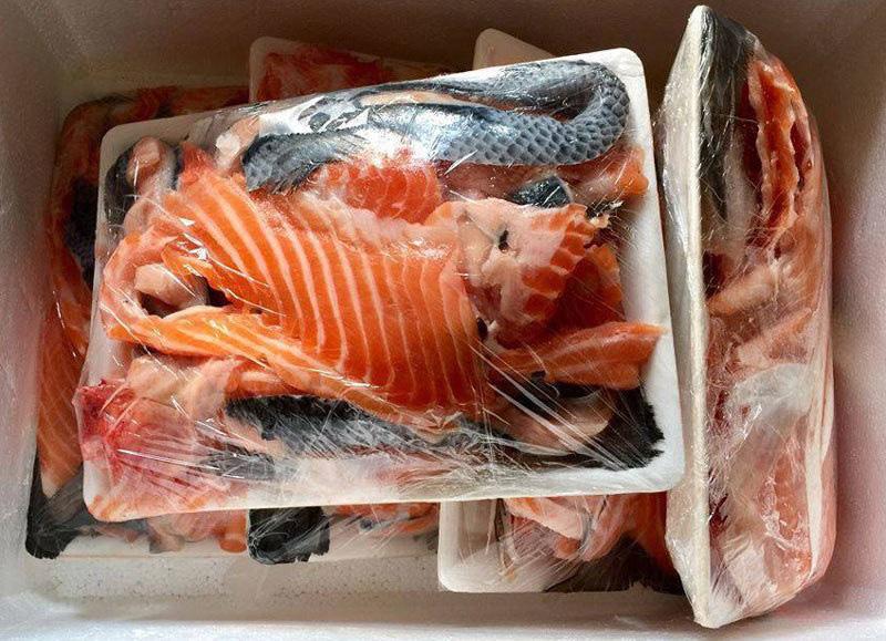 """Đặc sản sang chảnh giá chỉ 10.000 đồng/kg, chế đủ món với hải sản """"nhà giàu"""" - Ảnh 2."""