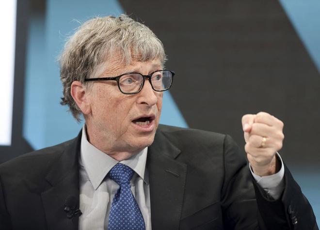 Bill Gates: Covid-19 sẽ khiến hàng triệu người chết dù không mắc virus - Ảnh 1.