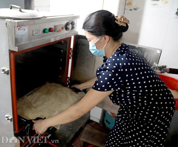 Phú Thọ: Khấm khá nhờ 30 năm làm loại bánh lâu ngày không được nghe rao bán là nhớ nhung - Ảnh 6.