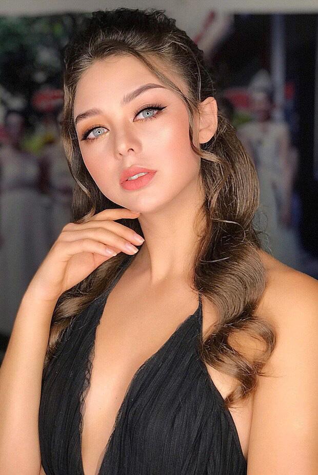 Người mẫu Ukraine xinh như thiên thần xác nhận hẹn hò với Bùi Tiến Dũng - Ảnh 11.