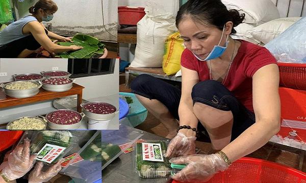Phú Thọ: Khấm khá nhờ 30 năm làm loại bánh lâu ngày không được nghe rao bán là nhớ nhung - Ảnh 1.