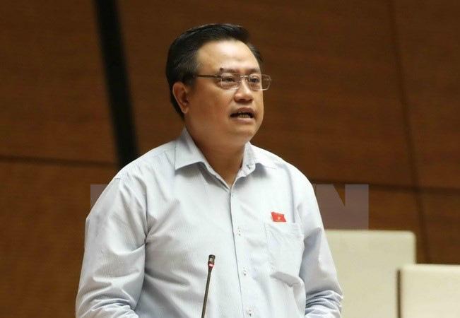 Chủ tịch PVN Trần Sỹ Thanh được bổ nhiệm Phó Chủ nhiệm Văn phòng Quốc hội - Ảnh 1.