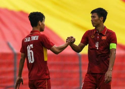 Đội hình U22 Việt Nam thất bại ê chề ở SEA Games 29 giờ ra sao? - Ảnh 1.