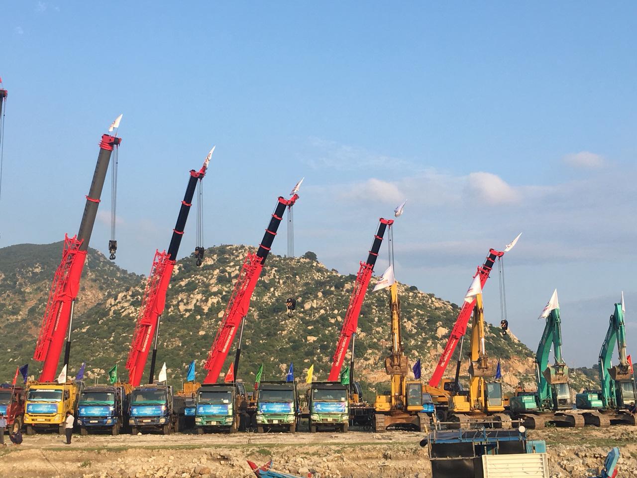 Ninh Thuận: Trung Nam Group tổ chức lễ động thổ dự án cảng biển tổng hợp Cà Ná - Ảnh 2.