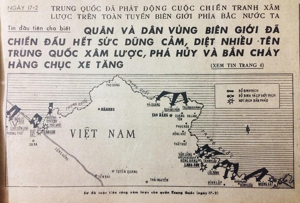 Cuộc chiến biên giới phía Bắc năm 1979 nổ ra như thế nào? - Ảnh 2.