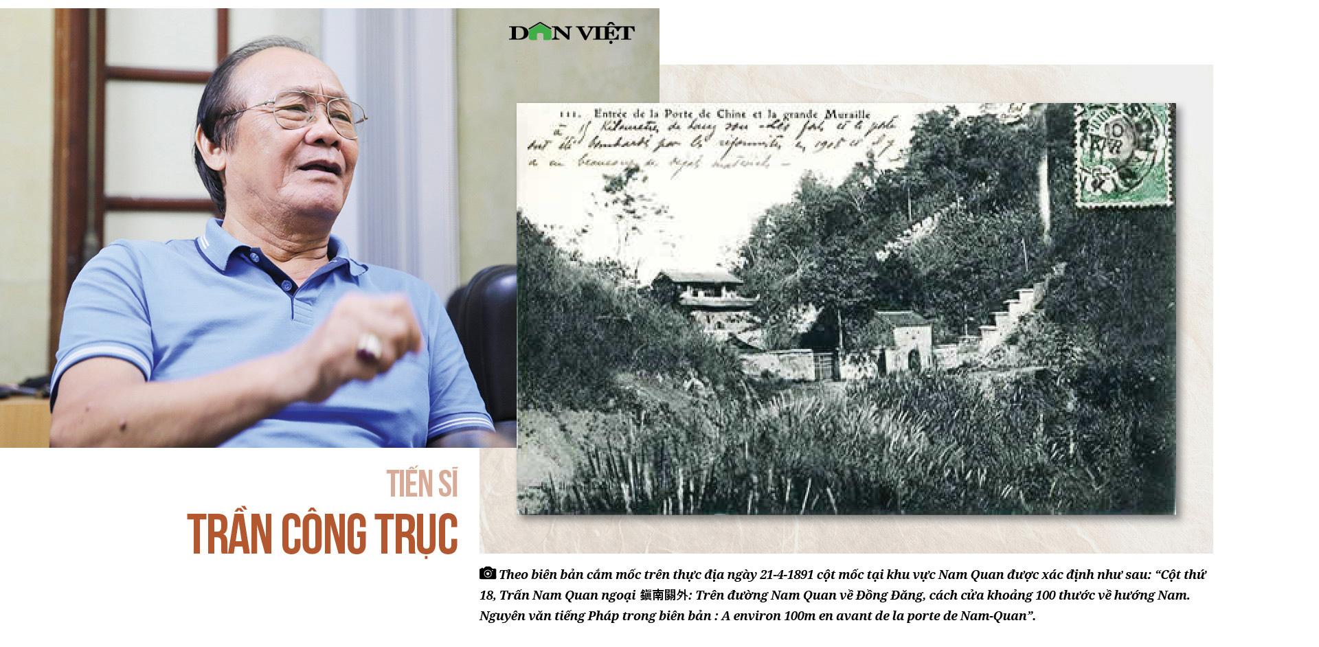 """Tiến sĩ Trần Công Trục: """"Không có chuyện Việt Nam bán đất, bán thác cho Trung Quốc"""" - Ảnh 2."""