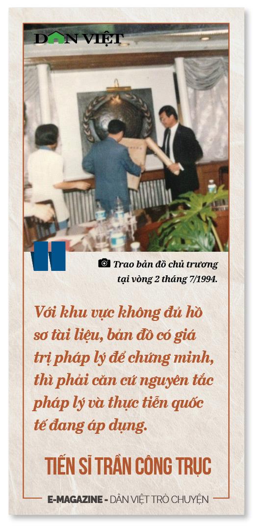 """Tiến sĩ Trần Công Trục: """"Không có chuyện Việt Nam bán đất, bán thác cho Trung Quốc"""" - Ảnh 3."""