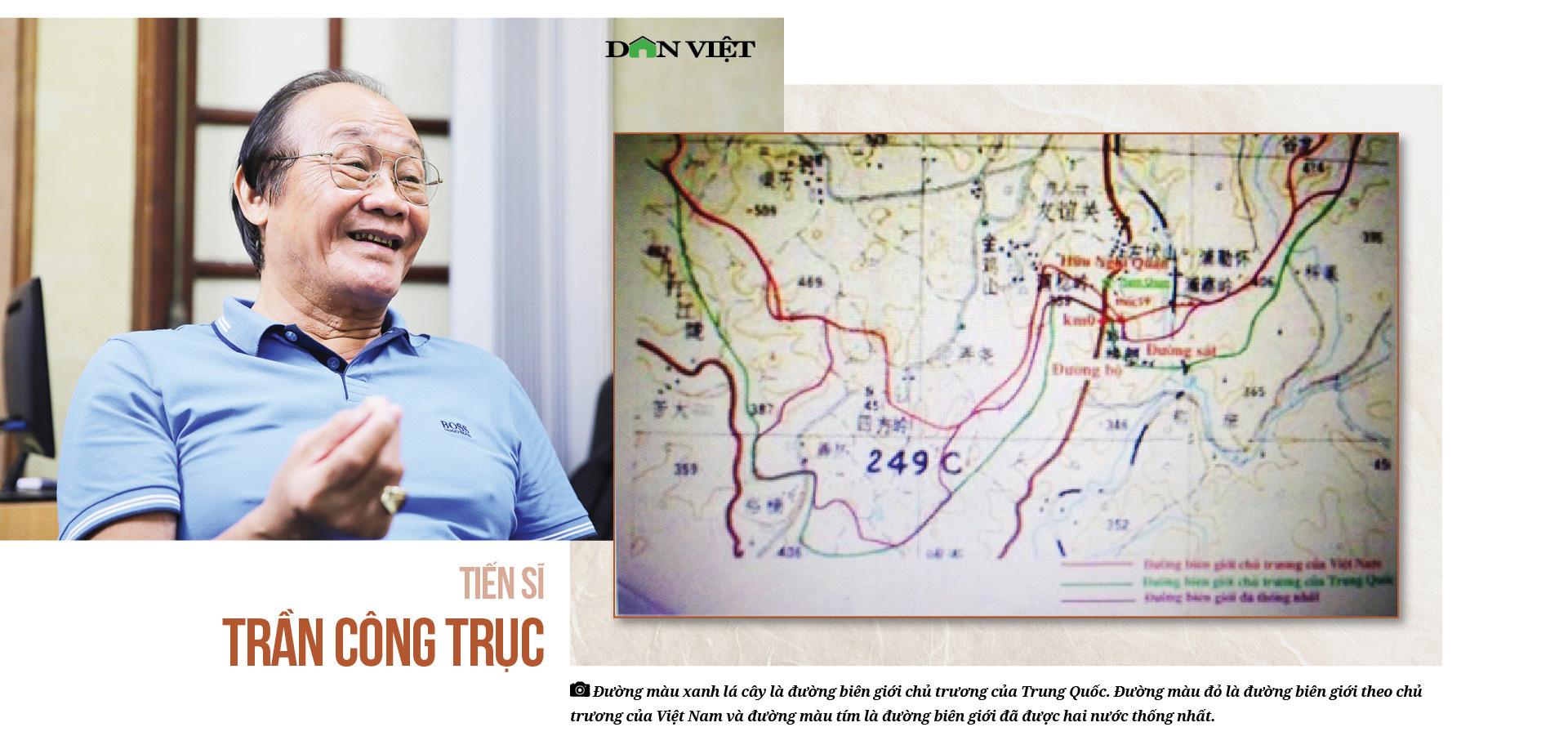 """Tiến sĩ Trần Công Trục: """"Không có chuyện Việt Nam bán đất, bán thác cho Trung Quốc"""" - Ảnh 10."""