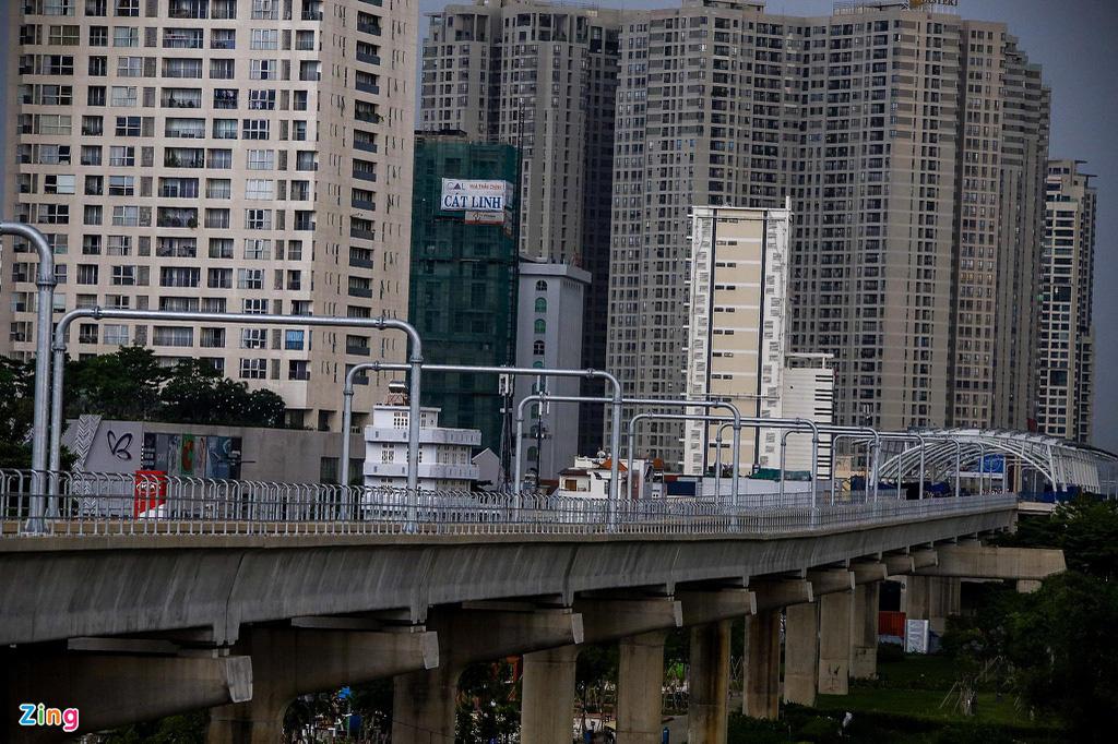 Chung cư dày đặc tuyến metro Bến Thành - Ảnh 13.