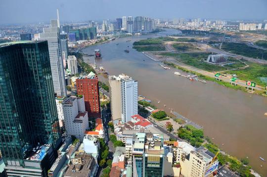 TP.HCM và Hoa Kỳ hợp tác trong Dự án Thành phố thông minh - Ảnh 1.