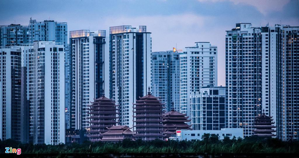 Chung cư dày đặc tuyến metro Bến Thành - Ảnh 4.