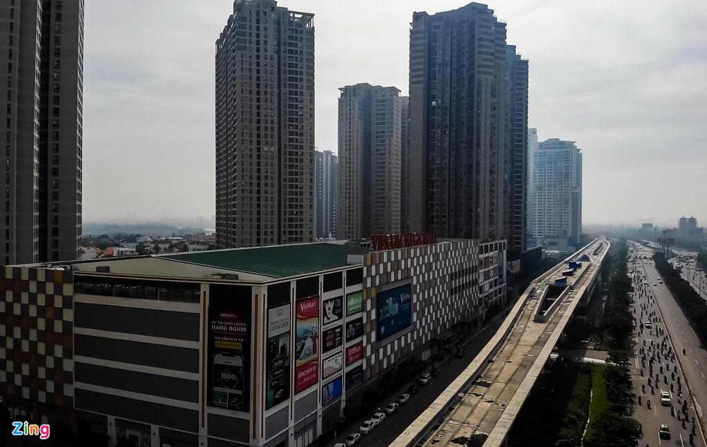 Chung cư dày đặc tuyến metro Bến Thành - Ảnh 9.