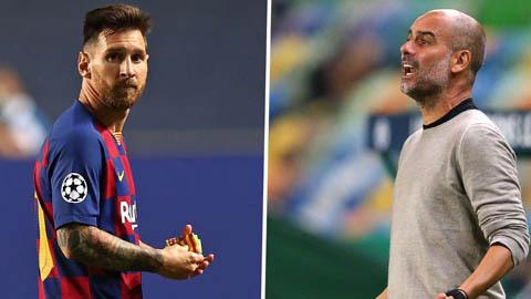 Quyết tâm có Messi, Man City đưa ra điều khoản có một không hai - Ảnh 1.