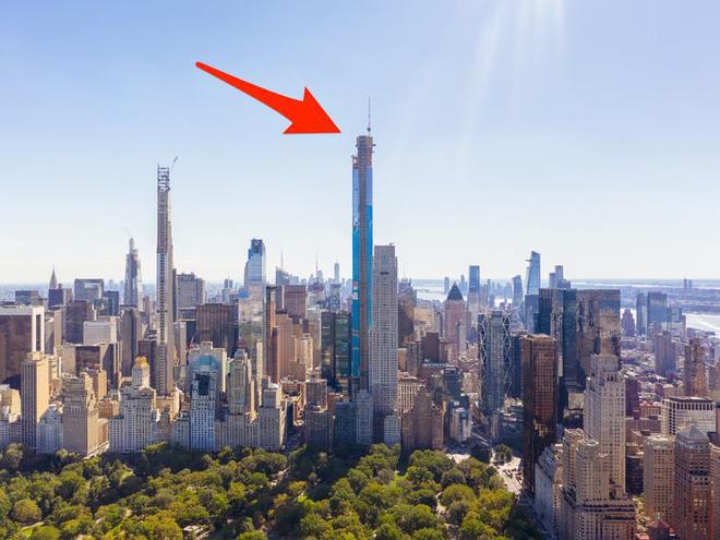 Những căn hộ giá triệu USD ở chung cư cao nhất thế giới - Ảnh 1.