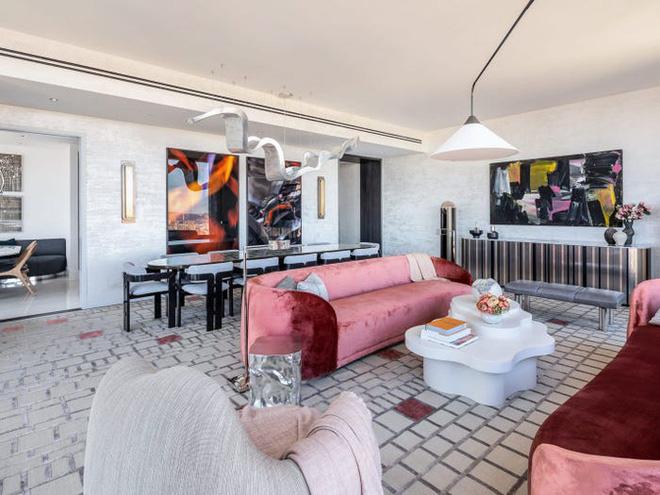 Những căn hộ giá triệu USD ở chung cư cao nhất thế giới - Ảnh 12.