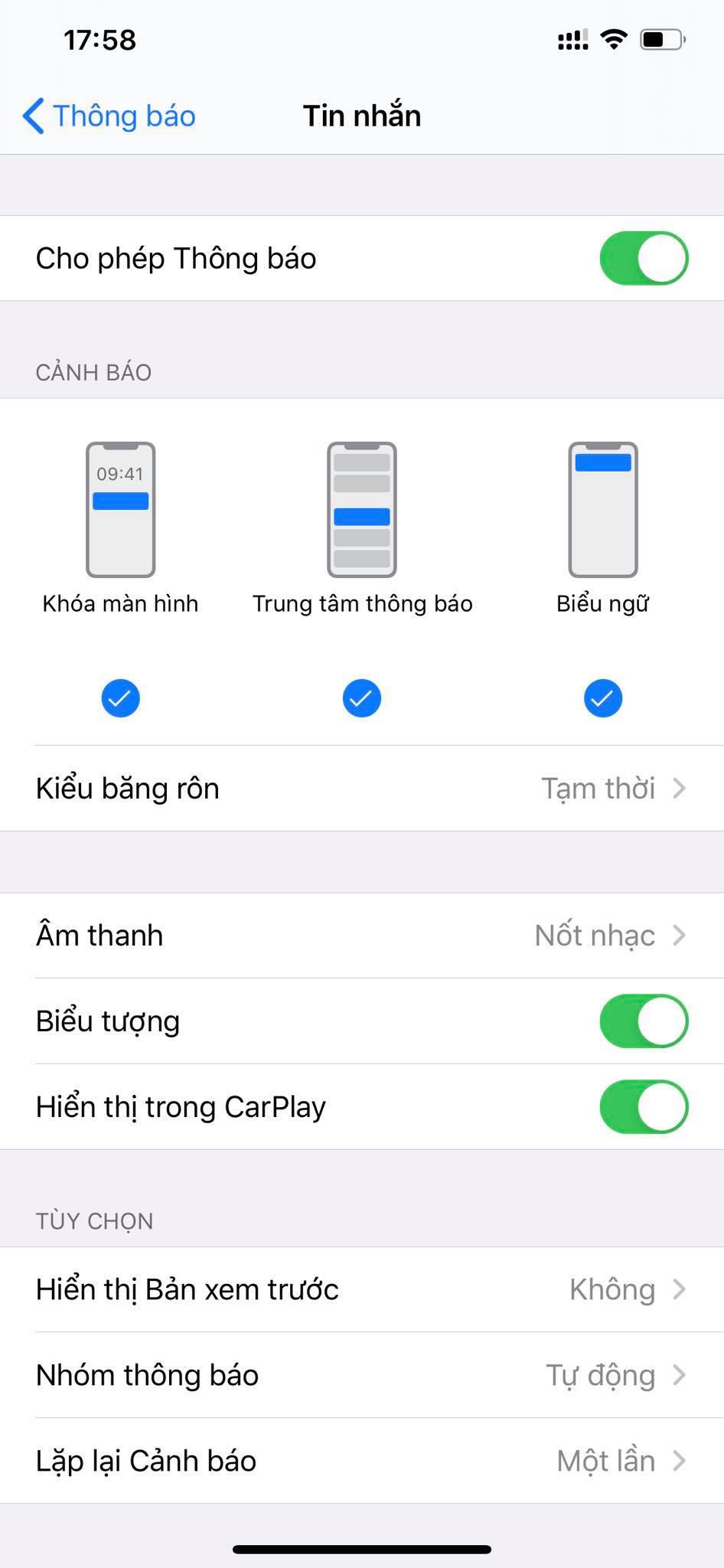 Mẹo đơn giản trên iPhone tránh bị xem trộm tin nhắn - Ảnh 3.