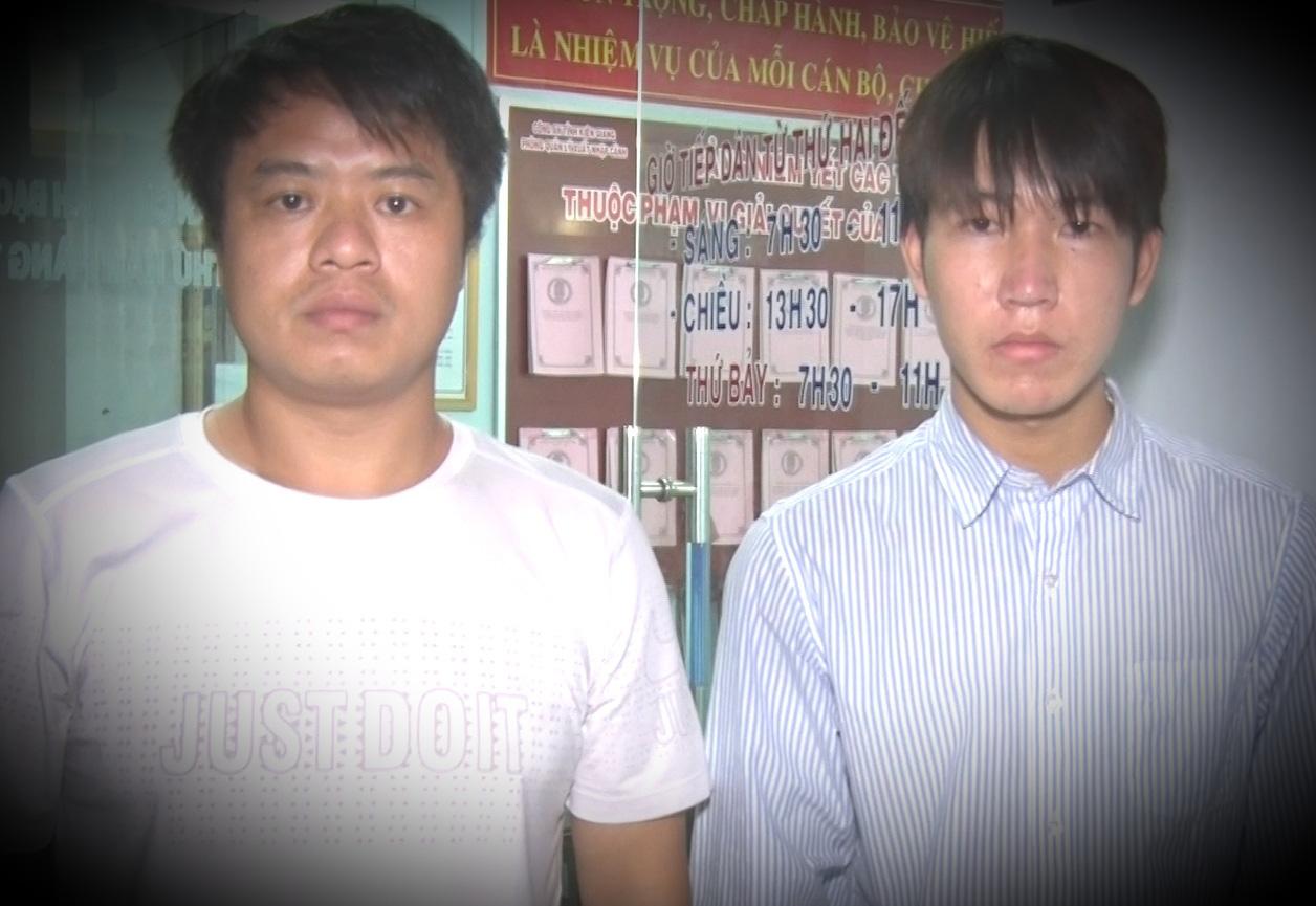 Trục xuất 2 người Trung Quốc nhập cảnh trái phép - Ảnh 1.