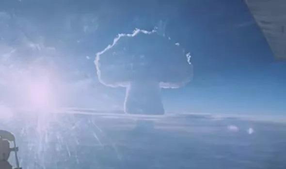 Lộ video tuyệt mật về vụ nổ quả bom hạt nhân khủng khiếp nhất thế giới  - Ảnh 3.