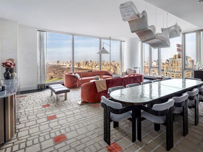 Những căn hộ giá triệu USD ở chung cư cao nhất thế giới - Ảnh 3.
