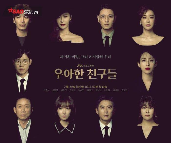 """Hai phim hot nhất xứ Hàn """"Hội bạn cực phẩm"""" và """"Hoa của quỷ"""" ngừng chiếu vì dịch Covid-19 - Ảnh 3."""