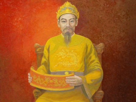 Triều đại Việt Nam duy nhất nào không chấp nhận sắc phong từ Trung Quốc? - Ảnh 4.