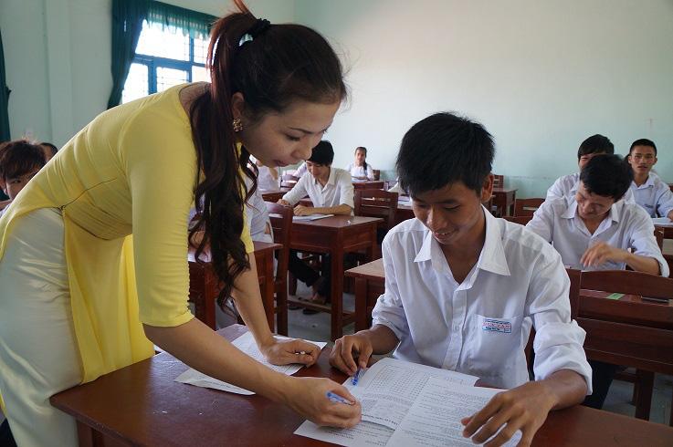 Dịch Covid-19: Quảng Nam lên phương án hỗ trợ 100% học phí cho học sinh trong 4 tháng - Ảnh 2.