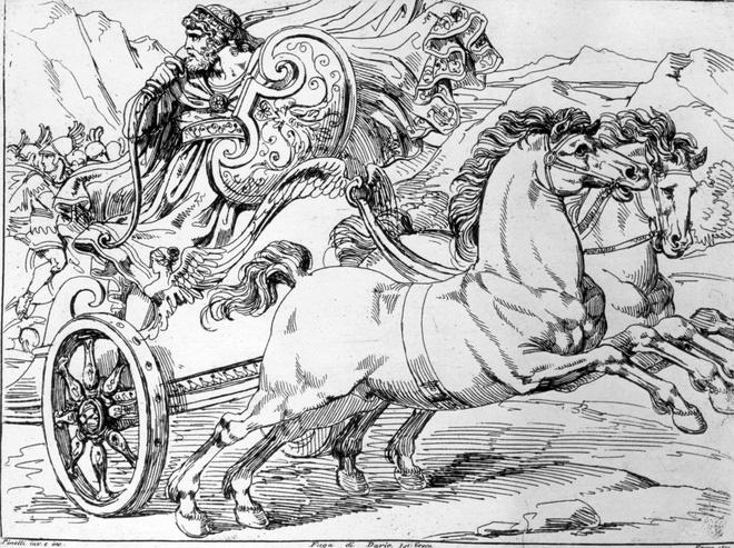 Ai được xem là vị hoàng đế vĩ đại nhất thế giới cổ đại? - Ảnh 2.