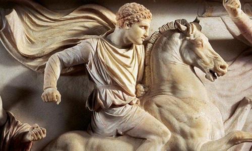 Ai được xem là vị hoàng đế vĩ đại nhất thế giới cổ đại? - Ảnh 7.